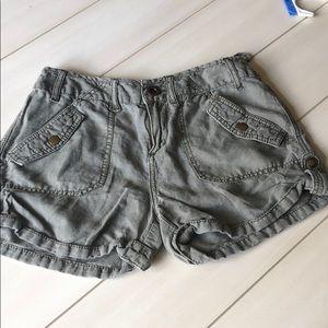 Free People women's size 0 shorts